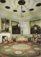 Postcard Harewood House Interior Yorkshire Music Room - Buildings & Architecture