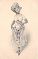 ILLUSTRATEUR     VIENNOISE  FEMME - 1900-1949