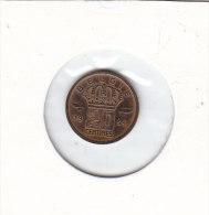 20 CENTIMES Cuivre Baudouin I 1954 FL - 01. 20 Centimes