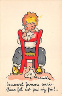 MARISTEN   ILLUSTRATEUR  ENFANT  HUMOUR - Andere Illustrators