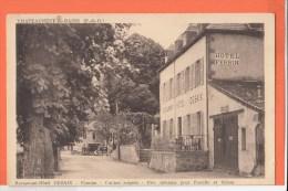 63 CHATEAUNEUF LES BAINS Restaurant Hotel DESAIX - Le Mont Dore