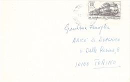 1970£ 25 Giornata Del Francobollo Isolato Su Partecipazioni - 1961-70: Storia Postale