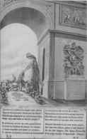 ARC DE TRIOMPHE     /  LOT 786 - Monumentos A Los Caídos