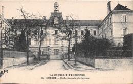 ¤¤  -  332   -  La Creuse Pittoresque  -  GUERET   -  Ecole Normale De Garçons    -  ¤¤ - Guéret