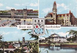 "ADV: ""Dear Doctor"" PENTOTHAL Drug ; Gruss Aus Saarbruecken , PU-1962 - Saarbruecken"