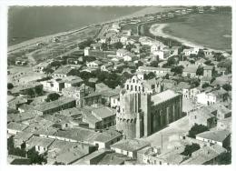 SAINTES-MARIE-de-la-MER - Vue Générale Aérienne - Saintes Maries De La Mer