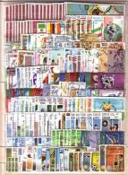 SPORT (Football ;Olympic G.) 200 Timbres  Commémoratifs Tous Différents – Oblitérés - Timbres