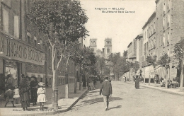 Aveyron- Millau -Boulevard Sadi Carnot. - Millau