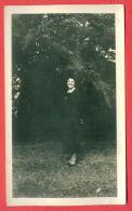 134237 / Real Photo  - PORTRAIT BEAUTIFUL CHARMING LOVELY Woman Femme Frau - United States Etats-Unis USA - Femmes