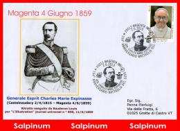 ANNULLO ANNIVERSARIO 154° BATTAGLIA DI MAGENTA - 1946-.. République