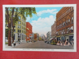 New Britain,CT--Main Street--cancel 1934--PJ 287 - Unclassified