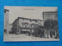 DROME-TAULIGNAN-2826-LA PLACE-ANIMEE - Frankrijk