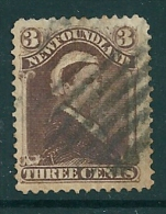 Newfoundland 1880 SG 47a Used - Newfoundland