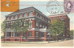 Southern And Athletic Clubs And Y.C.A  Building  Birmingham , Bon état ( Voir Scans ) - Etats-Unis