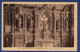 29 PLOMODIERN Chapelle Ste Marie Du Ménez-Hom, Autel, Côté Droit - Plomodiern