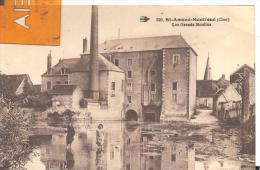 St-Amand - Montrond  Les Grands Moulins , Bon état ( Vopir Scan ) - Saint-Amand-Montrond