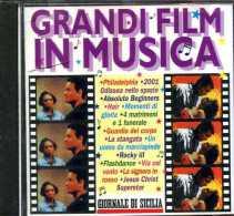 GRANDI FILM IN MUSICA COMPILATION GDS - Compilations