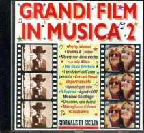 GRANDI FILM IN MUSICA 2 COMPILATION GDS - Compilations