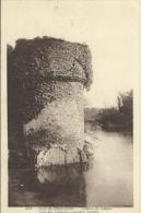 FORET DE PAIMPONT - Château De Comper - Une Des Tours De L'enceinte Fortifiée - Paimpont