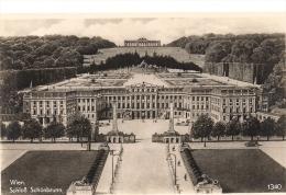 Wien, Schlob Schönbrunn - Château De Schönbrunn