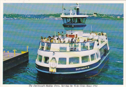 Canada Dartmouth-Halifax Ferry