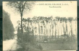 CPA 91 - SAINT-MICHEL-sur-Orge (Essonne) - 1. Vue D'ensemble   - Abo04 - Saint Michel Sur Orge