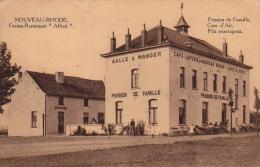 """Rhode-St-Genèse 22: Nouveau-Rhode. Ferme-Restaurant """"Alfred"""" 1923 - Rhode-St-Genèse - St-Genesius-Rode"""