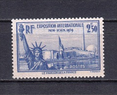 France - YT 458 Neuf Sans Charnière (MNH) - Unused Stamps
