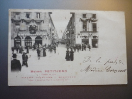 Maison Petit Jean Avant Le Passage Du Tsar Le 19 Septembre 1901 - Reims