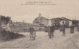 """Saint Benoît  La Chipotte """"La Guerre Dans Les Vosges """" - Rambervillers"""