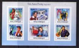 MOZAMBIQUE   ELVIS PRESLEY (not Dentate) - Elvis Presley