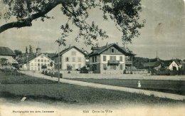 Oron-la-ville - VD Vaud