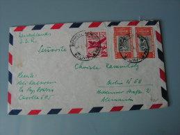 == Bolivia Cv,1954 Fechten - Bolivien