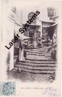 ALGER - Une Rue Arabe - Alger