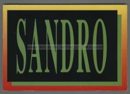 S9760 NOMI SANDRO - Nomi