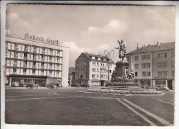 ALLEMAGNE - BREMERHAVEN : Theaterplatz - CPSM Dentelée GF (1975) - Bremerhaven