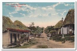 Cuba 1920 Pueblo De Pescadores, Fishing Village - Postkaarten