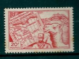 Fezzan 1946 SG 34 MNH - Unused Stamps