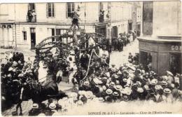 49 - LONGUE - Cavalcade - Char De L'horticulture - Other Municipalities