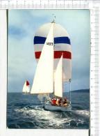 """Bâteaux De Plaisance - VOILIERS  -   """" ELOISE II """"  -  Classe  I Du  RORC - Matricule  :  I489 - Sailing Vessels"""