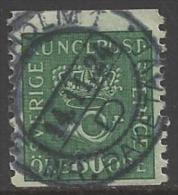 1920 80 Ore, Crown And Post Horn, Perf 10 Vertical, Coil, Used