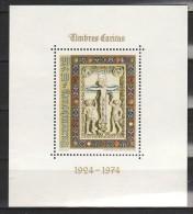 LUXEMBOURG  -  BF 9xx - MNH - Caritas De 1974 - Blocks & Kleinbögen