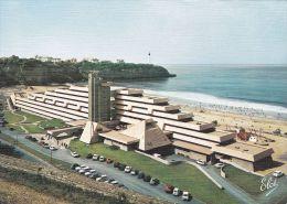 Cp , 64 , ANGLET , Chambre D'Amour Près Biarritz , Vue Générale Sur Le V.V.F. , Au Fond Le Phare De Biarritz - Sonstige Gemeinden