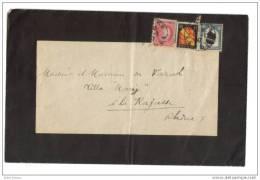 Luçon De La Fleuriaye Timbre  Mazelin Corse+ Alsace 1947 - Décès