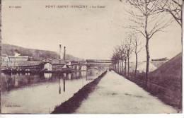 54 PONT ST VINCENT - Le Canal - D16 107 - Non Classificati