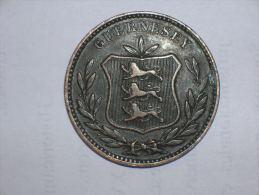Guernsey 8 Doubles 1889 (5104) - Guernsey