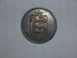 Guernsey 4 Doubles 1830 (5110) - Guernsey