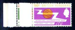 6198x)  Br.Honduras 1965  ~ SG # 222-23  Mnh**~ Offers Welcome! - British Honduras (...-1970)