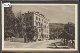 SCHULS - HOTEL BIGLER - TB - VS Valais