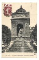 Cp, 75, Paris, Fontaine Des Innocents, Voyagée - Frankrijk